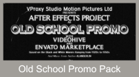 old-school-promo-pack
